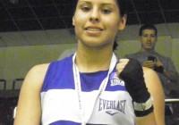 Marlen Esparza, 112 lbs